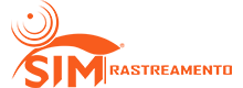 logotipo-sim-rastreamento-laranja